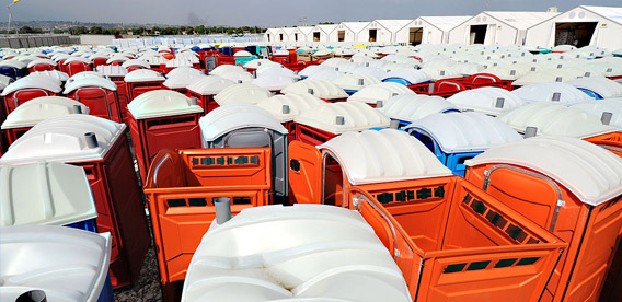 Champion Portable Toilets in Peoria, AZ